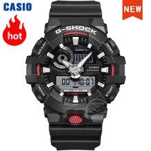 Часы Casio G SHOCK мужские, роскошный комплект, светодиодный цифровые наручные часы 200 м, водонепроницаемые кварцевые спортивные мужские часы