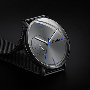 Image 4 - Mensนาฬิกากันน้ำหนังสายคล้องคอควอตซ์Casual Mensนาฬิกาข้อมือนาฬิกาแบรนด์ชายนาฬิกา 2019 แฟชั่น