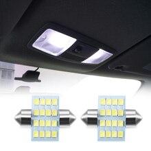Светодиодный светильник для Чтения номерного знака автомобиля для Chevrolet Cruze, Niva, Aveo, Epica, Lacetti, Captiva, Onix