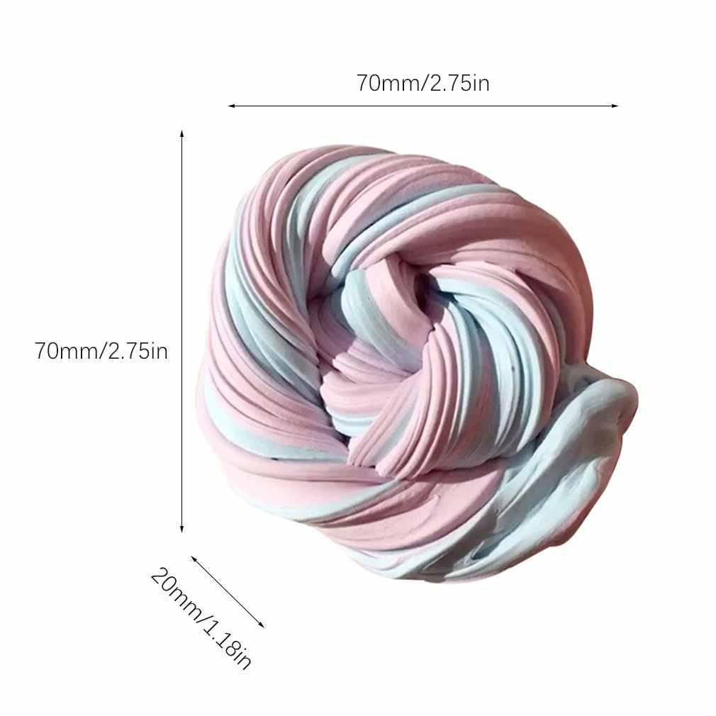 30g güvenli dinamik kabarık Floam balçık hiçbir boraks modelleme kil taşınabilir stres giderici çamur oyuncak hamuru sakız el yapımı oyuncak