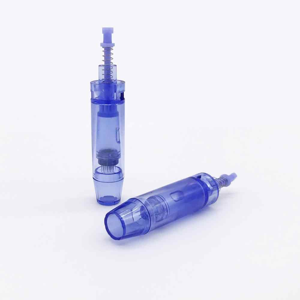 6 уровней Скорость поворотный переключатель Dr. Ручка A1 для электродвигателем Микро прокатки кожный штамп терапия, украшенное мозаикой из драгоценных камней, 12 контактный иголочный картридж МТС и пму