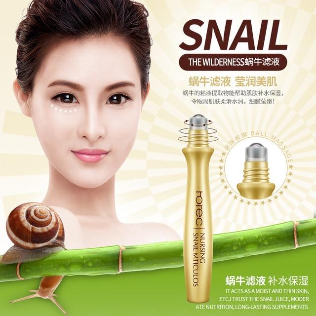 Купить laikou snail восстанавливающий крем для ухода за областью вокруг