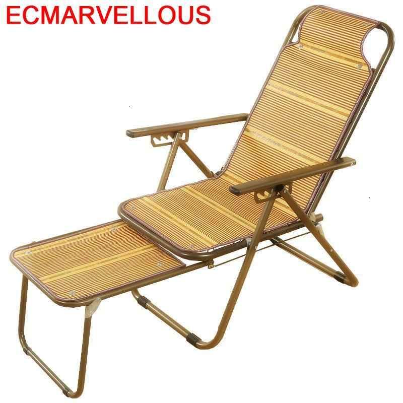 الذراع كرسي مكتب كرسي مريح Sillon سرير قابل للطي Sillones الحديثة الفقرة سالا كاما Plegable فوتيويل صالون الخيزران كرسي صالة