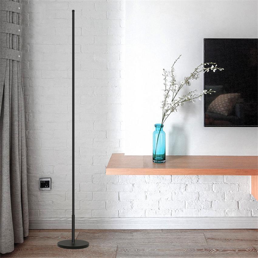 Modern Led Floor Lamp Adjule Light