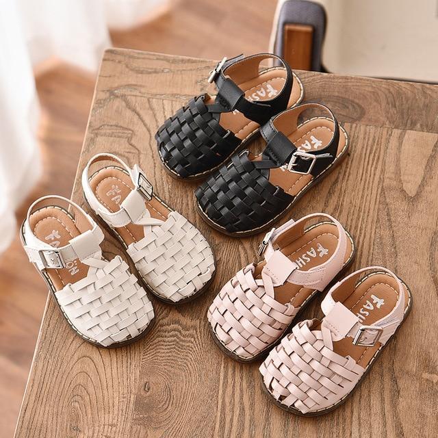Cute Toddler Girl Sandals 6