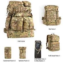 Военный Рюкзак akmax армейский ранец 80 л тактический Мужской
