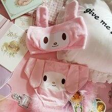 Baby Girl bielizna sportowa zimowe ubrania bielizna treningowa dla dziewczynek królik biustonosz dla nastolatków dziewczyny śliczny biustonosz bielizna dla dziewcząt
