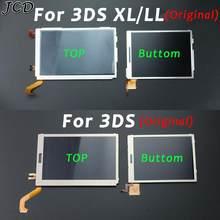 JCD – écran LCD haut et bas pour Nintendo 3DS XL LL, affichage de remplacement et de réparation