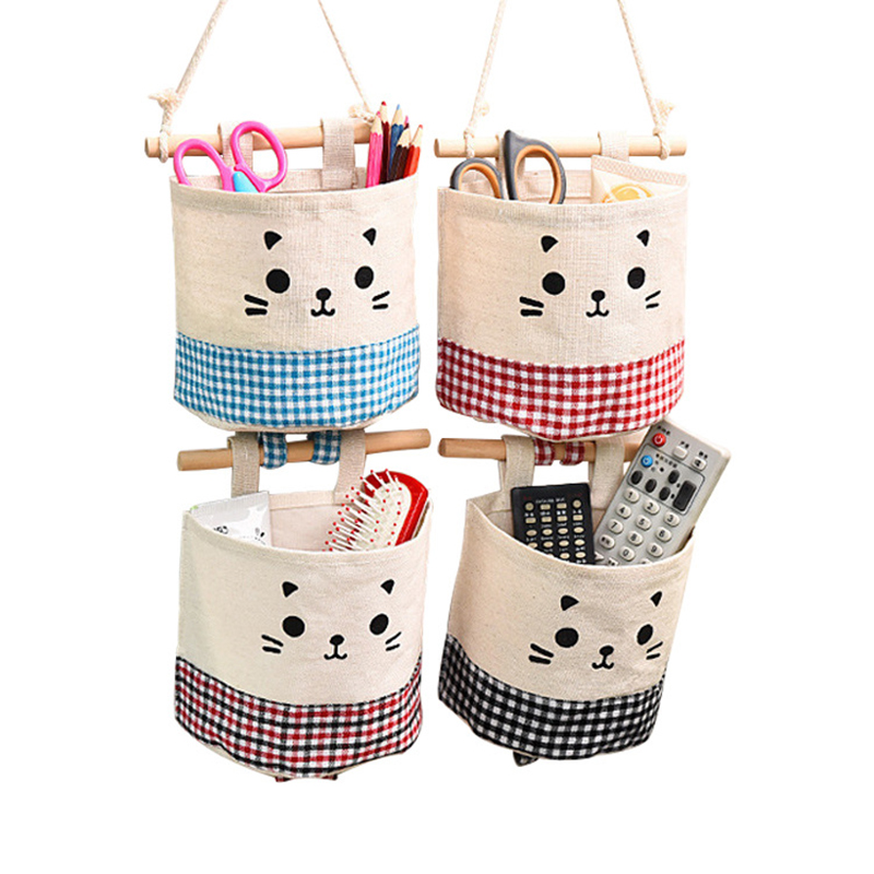 Cute Baby Bed Organizer For Diapers Organizer Bed Baby Crib Organizer For Baby Cot Hanging Bag Diaper Storage Baby Items Bed Set