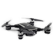 ABKT-Yh18S Mini Drone with Hd Camera Selfie Foldable Drone Quadcopters Headless Mode Altitude Hold Remote Control Toys Rc Helico
