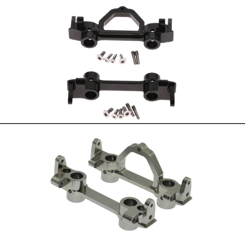 High Quality Aluminum Alloy Front And Rear Bumper Mount For 1/10 RC Crawler Axial Scx10 Crawler SCX0026 90022 90035 Hopup Parts