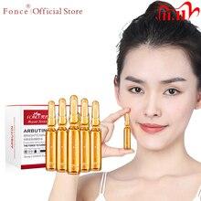 Fonce Arbutin הלבנת עור פנים מהות 28 בקבוק סרום הלבנת אין הזרקת לחות להפחית השחור ניקוי רעלים