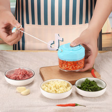 Potato Carrot Grater Kitchen Tools Manual Fruit Vegetable Chopper Food Cutter Grinder Mincer Multifunction Crusher Cutter(China)