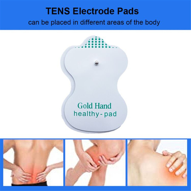 Emstens / ems ηλεκτρόδια επιθέματα μασάζ φυσικοθεραπείας