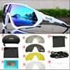 Ciclismo óculos polarizados mtb mountain bike ciclismo óculos de sol óculos de ciclismo óculos de proteção oculos 10