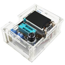 Mega328 Полностью Собранный Транзистор тестер lcr Диодная емкость