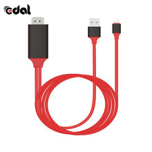 High Quality 1080P HDMI HDTV Cable for Lightning Digital AV Adapter iphone 8 7 6s 5s 8plus Pin USB to