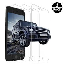 CXV Phone Protective Tempered Glass for iPhone 8 7 6 6s Plus X XS MAX XR