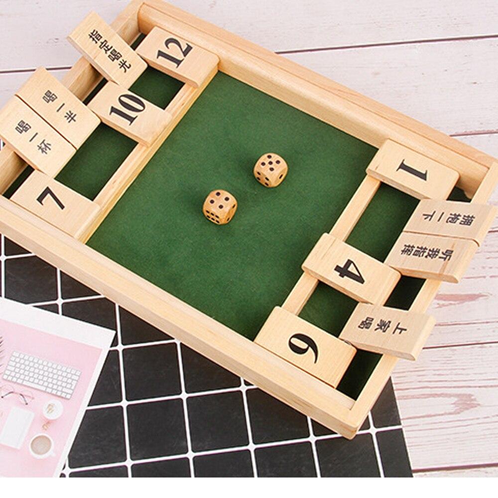 Двухсторонняя флип-игрушка KTV, Товары для отдыха и развлечений, товары для бара, цифровая игра со цифрами, игрушки для цифровых игр