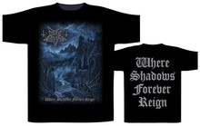 T-shirt du trône de fer «the shadow Forever», Neuf et officiel