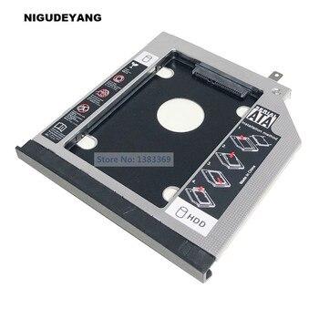 SATA 2nd Festplatte SSD HDD Modul Caddy Rahmen Adapter für Asus X550 A550 K550 F550 Mit Lünette und Halterung