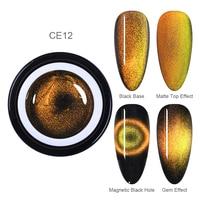 12-9D Cat Eye UV Gel