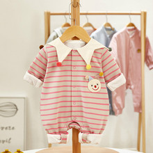 Summer Newborn Baby Clothes Boy Girl Kids Cotton Bodysuit Funny Cute Kawaii Outfits Infant Short Sleeve Daddy Gift