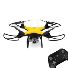 RC Selfie Smart Drone 69608 2.4G  FPV Quadcopter Aircraft with 720P HD Camera Real -time Altitude Hold Headless Mode 3D Flip ht f16107 8 mjx x300c fpv rc drone 2 4g 6 axle headless mode rc uav quadcopter with built in hd camera support real time video fs