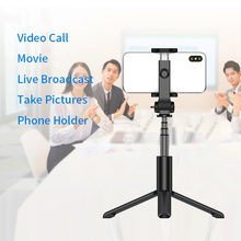 L04 Anti-Shake Selfie Stick Bluetooth Remote Control Tripod 360° Rotate Smart Phone Selfie Holder Vlog Live Show For Android