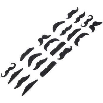 Po goleniu dla mężczyzn męskie po goleniu fałszywe wąsy śmieszne fałszywe broda czarne wąsy na akcesoria kostiumowe po tanie i dobre opinie TMISHION Mężczyzna CN (pochodzenie)