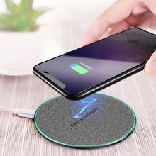 Get more info on the 10W Fast Charger Qi Wireless Charging Pad Phone Charger Dock for Iphone X Xs Xr 8plus 8 Samsung S10 S9 S8 S7 Note 9 8 5