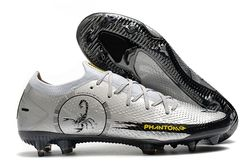 Best Seller Men Phantom Scorpion GT Elite FG Football Boots Low Ankle Lace-Up Soccer Shoes Cleats,Free Shipping
