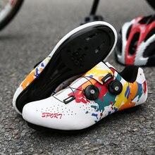 Mannen fietsen из натуральных материалов schoenen ademend триатлона