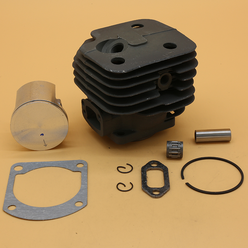 home improvement : Cylinder Piston Kit 45mm for Oleo-Mac 952 952 Master Efco 152 Chainsaw PN 50082012E 50082012 50070047a 50082012B