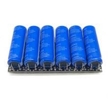 Single row 16v 16f farad capacitor module 27v 10f super ultracapacitor
