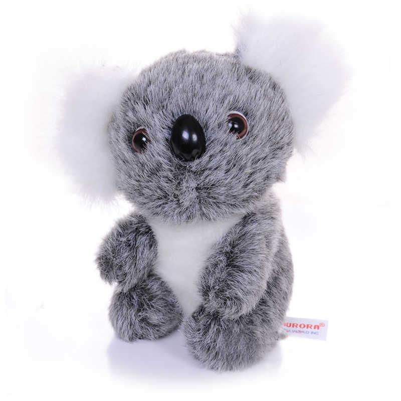 13CM 18CM Neue Ankunft Super Nette Kleine Koala Bär Plüsch Spielzeug Abenteuer Koala Puppe Baby Kinder Geburtstag Weihnachten geschenk