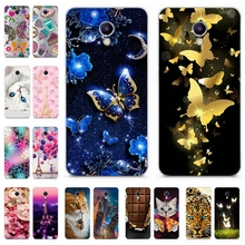 For Meizu M5C M710H A5 Case Soft TPU Sil