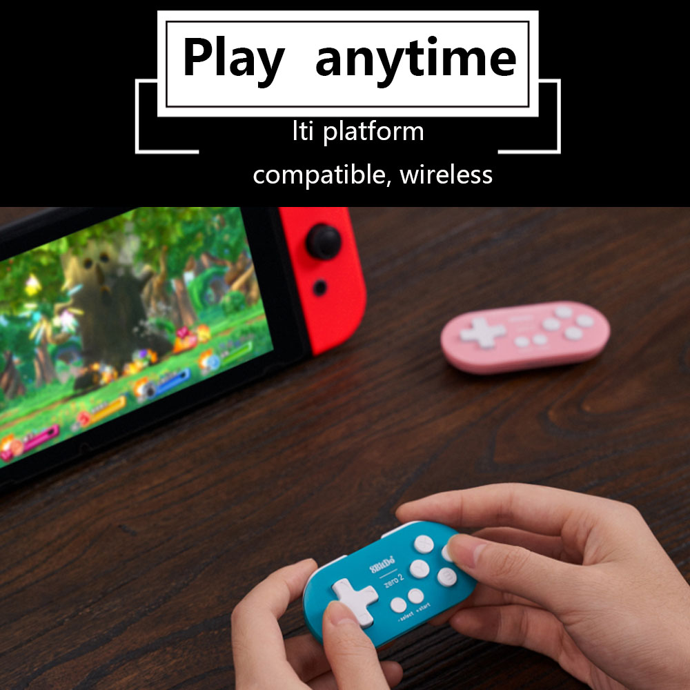 Mini Joystick For Phone Gamepad PC Mobile iPhone Android Nintendo Nintend Switch Smartphone Computer Control Game Joypad Trigger