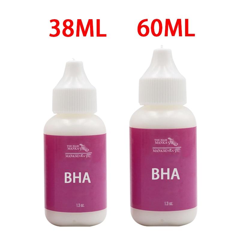 38/60ml forte bond hold peruca do laço adesivo à prova dwaterproof água sistema de cabelo cola