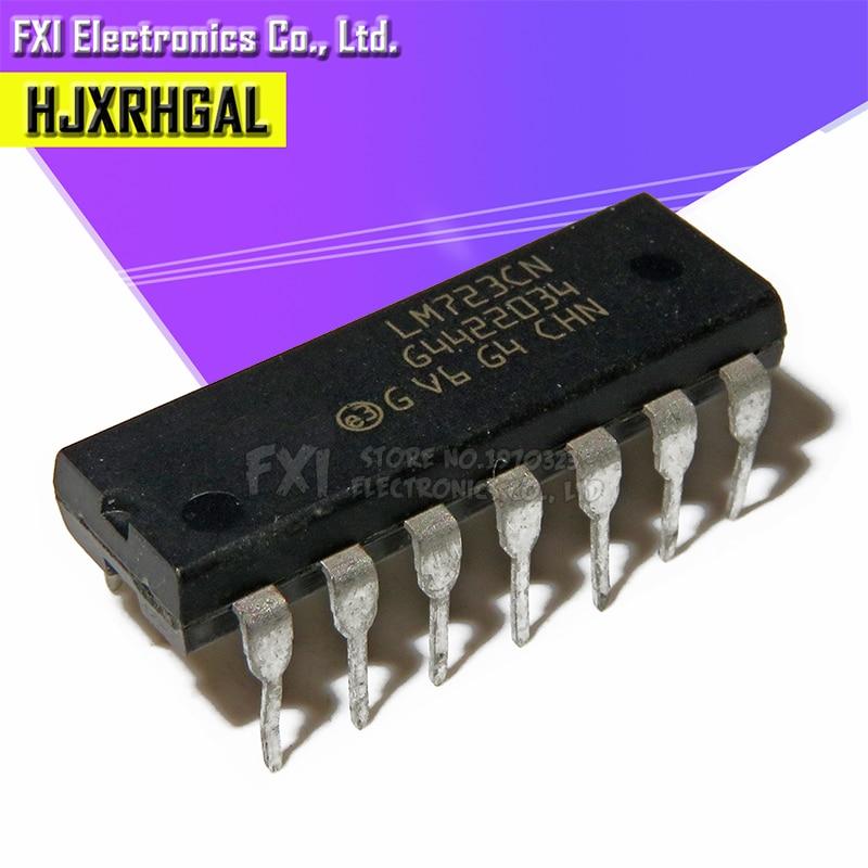 10PCS LM723CN LM723 DIP14 New Original