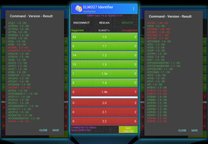 Image 3 - ELM327 V 1,5 Bluetooth/Wifi OBD2 scanner v 1,5 Ulme 327 PIC18F25K80 Auto Diagnose Werkzeug OBDII für Android/IOS/PC/Tablet PK ICAR2