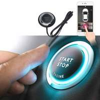 Keyless Entry Car Anti Theft With Mobile Phone Central Locking/Unlock Theft Key Fob Start Stop Trunk Opening With Button Remote