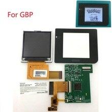 Zurück Licht LCD Für GBP Hintergrundbeleuchtung LCD Bildschirm Hohe Licht Kits Für GameBoy Tasche Konsole LCD Bildschirm Licht