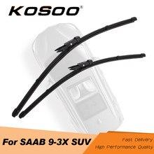 KOSOO SAAB için 9-3X SUV 23