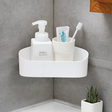 Вешалка для ванной крючки для стены Ванная комната пробитая Тайваньская Угловая кухня туалет стены отверстие-мыть ванной хранения