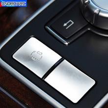 רכב מרכז קונסולת ES כפתורי פאייטים קישוט כיסוי Trim עבור מרצדס בנץ E Class W212 2012 2015 מולטימדיה שונה מדבקות