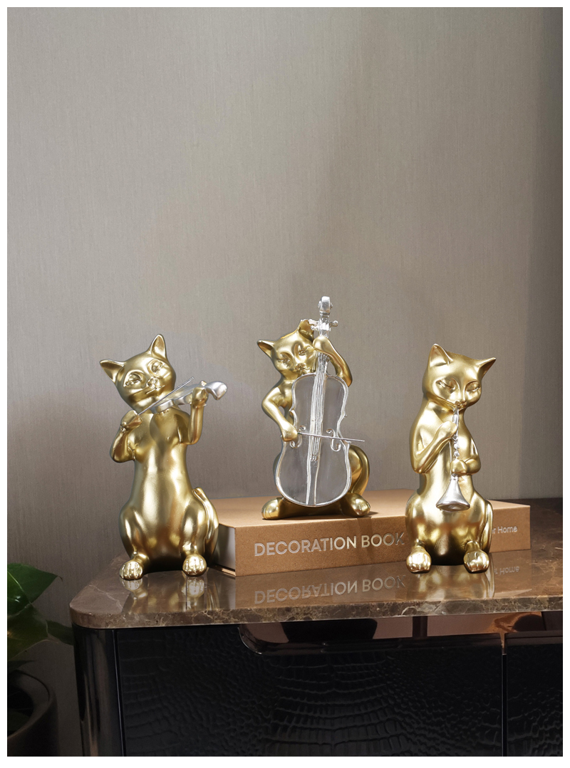 Greek Mythology Figurine Mini Statue Retro Art Resin Sculpture Nordic Home Decor