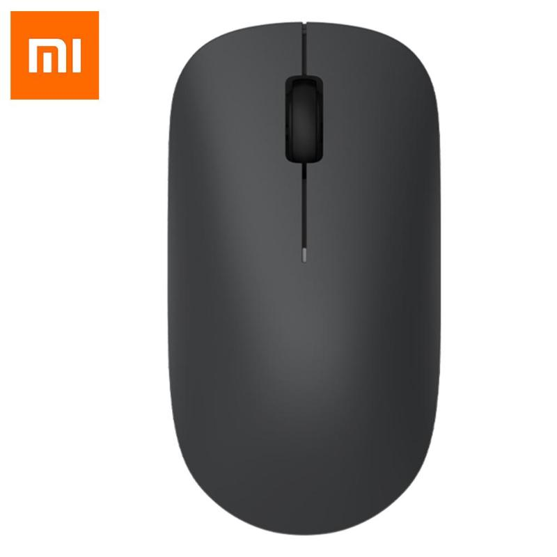 Xiaomi Millet Lite Wireless Mouse 2.4GHz 1000DPI Rechargeable Ultra-thin Computer Mice Portable Computer Mouse For PC Laptop