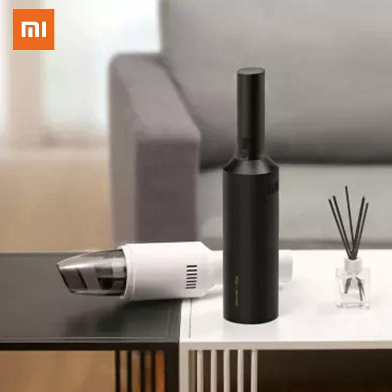 Xiaomi 샤오미 SHUNZAO 차량용 무선 청소기-블랙 / 화이트 Z1 PRO
