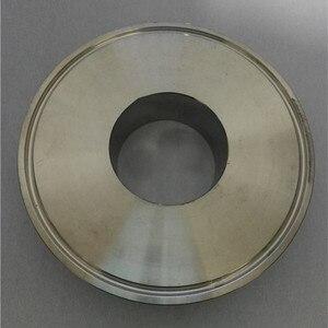 """Image 2 - トライクランプ · エンド減速 8 """"〜 1.5"""" 、 2 """"、 3 """"トライクランプ削減 SS304 ステンレス鋼"""